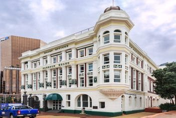 Queens Wharf Hotel - Wellington