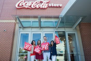 Coca-Cola Store - Christchurch
