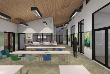 Flaxmere College - New Technology Block