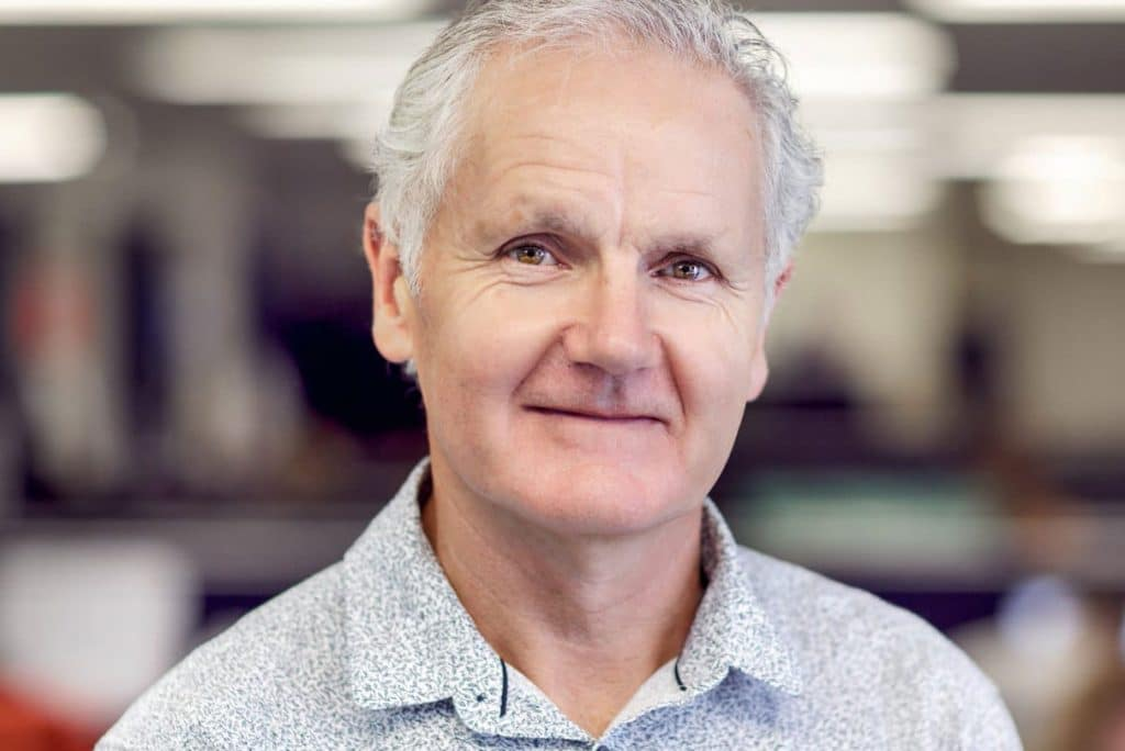 Gordon Edginton - Director + Registered Valuer