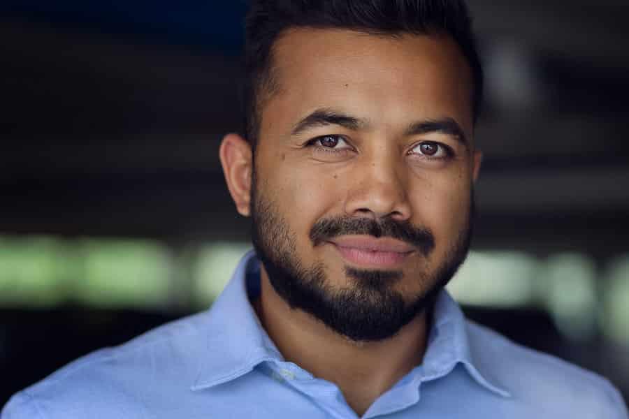 Jay Patel - Architectural Technician Wellington