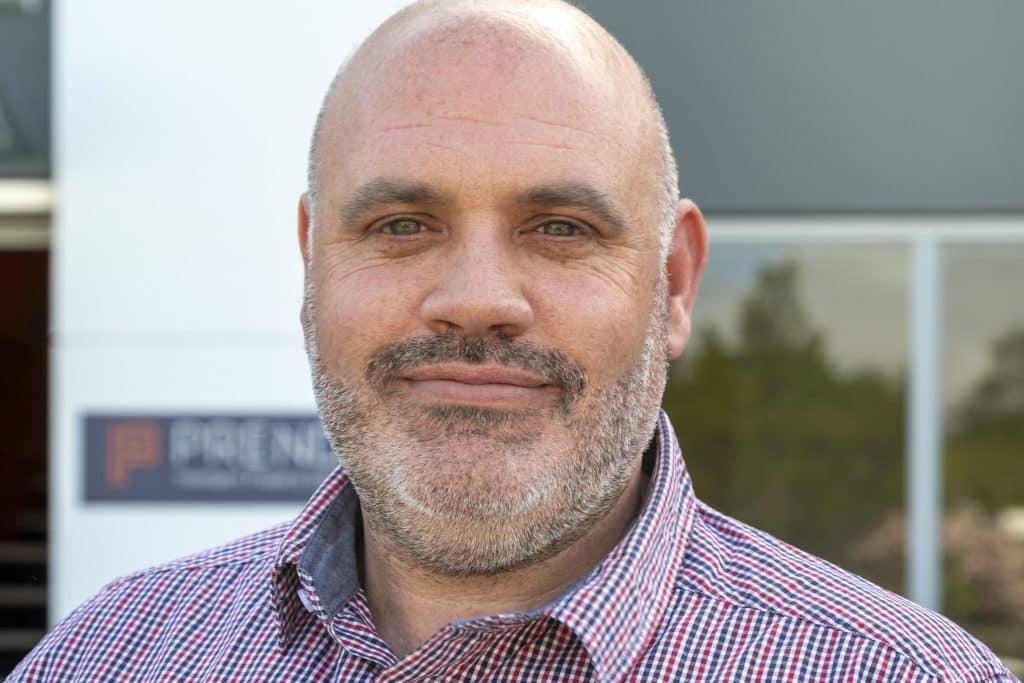 Marcus Deedman - Chartered Building Surveyor + Dunedin Manager