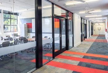 Takapuna Grammar - Classrooms and Hall Upgrade