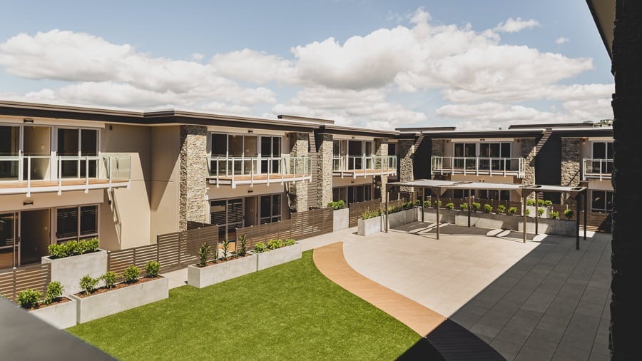 Orewa Grand Apartments Reclad by Respond Architects - Erin Hallett