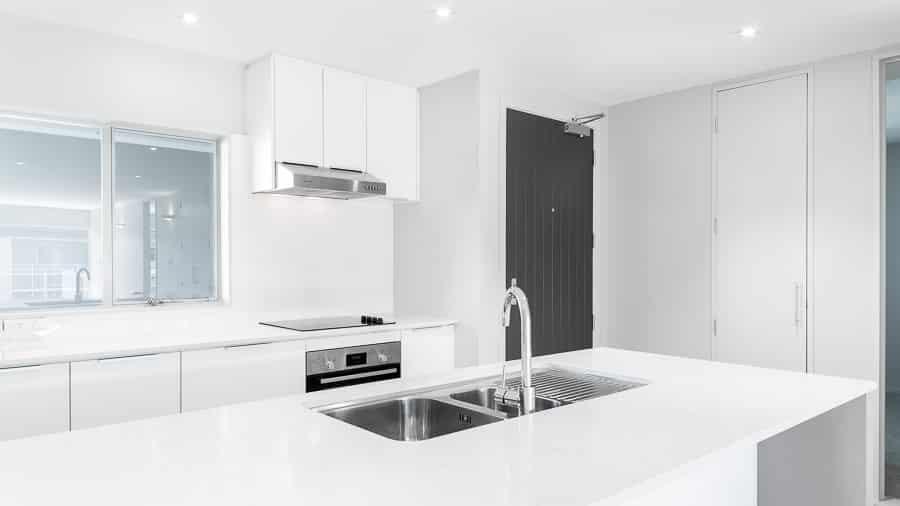 Orewa Grand Apartments - Kitchen Refurbishment