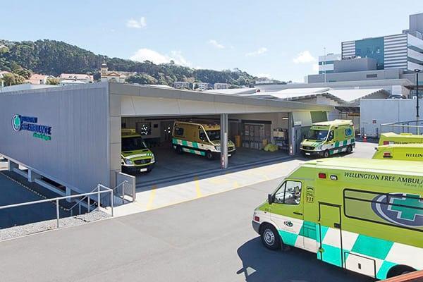Wellington Ambulance Case Study