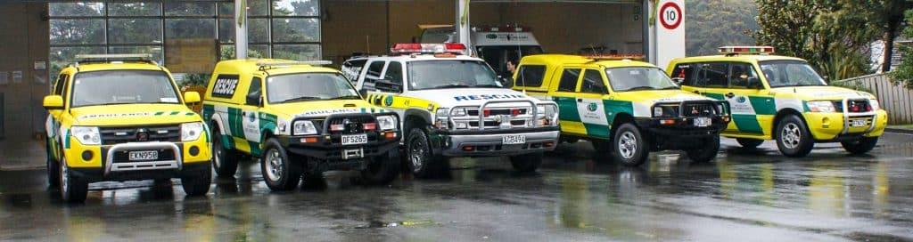 Wellington Free Ambulance Case Study Banner