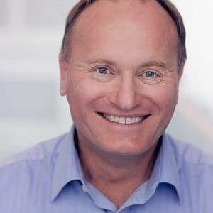 Sean Marshall - Chairman, Chartered + Registered Building Surveyor