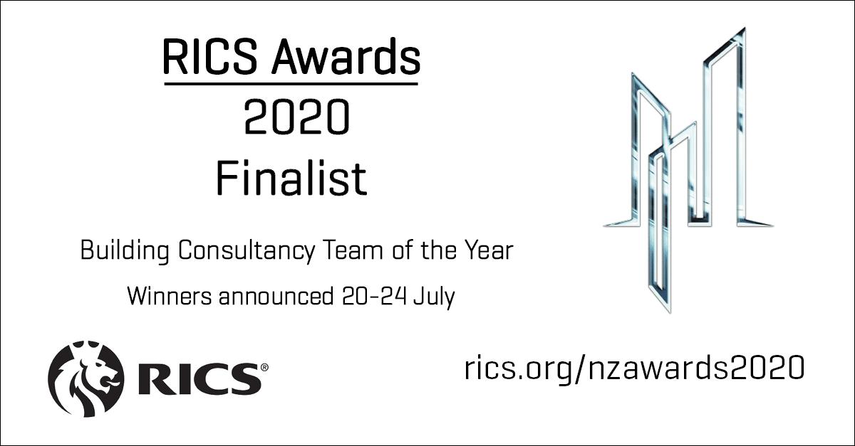 RICS Awards 2020 Finalist - White Tile