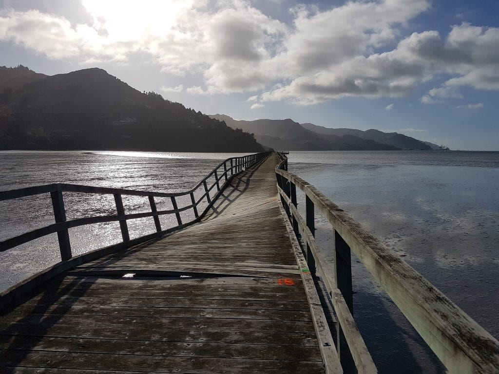 Governors Bay Jetty header
