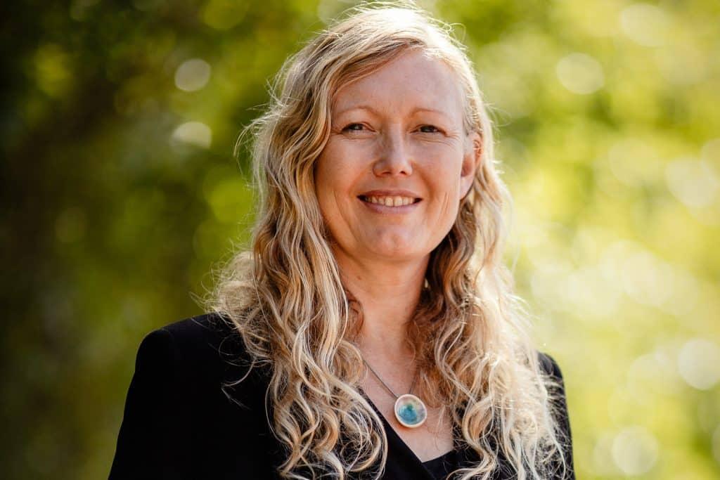 Heather Crilly, Chartered & Registered Building Surveyor