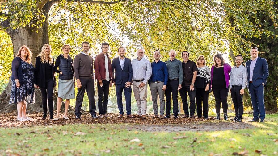 Prendos Christchurch Team